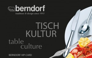 Berndorf VIP-Card